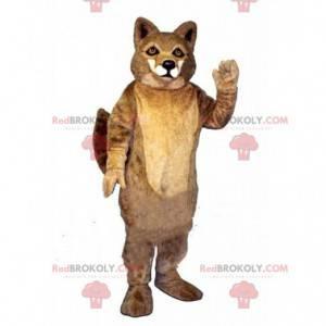 Maskot vlka, kostým vlčího psa, kostým psa - Redbrokoly.com