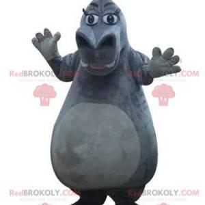 Mascote Gloria, hipopótamo do filme de animação Madagascar -