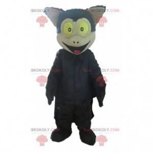 Bat maskot, nattlig dyredrakt - Redbrokoly.com