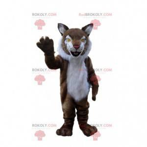 Maskot divoké kočky, kostým puma, kostým tygra - Redbrokoly.com