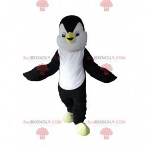 Schwarzweiss-Pinguin-Maskottchen, Pinguinkostüm - Redbrokoly.com