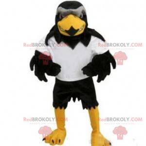 Adler Kostüm, Raubvogel Maskottchen, Geier Verkleidung -
