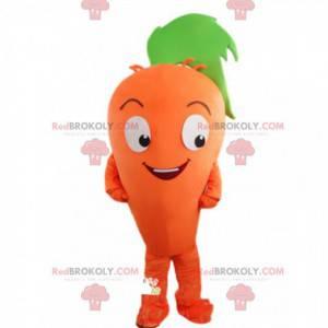 Mrkev maskot, mrkev kostým, zeleninový kostým - Redbrokoly.com