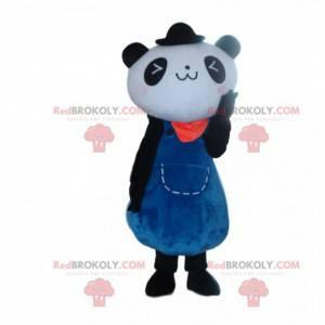 Maskot Panda, kostým medvídka, asijský maskot - Redbrokoly.com