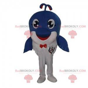 Maskot delfínů, kostým velryb, mořský maskot - Redbrokoly.com