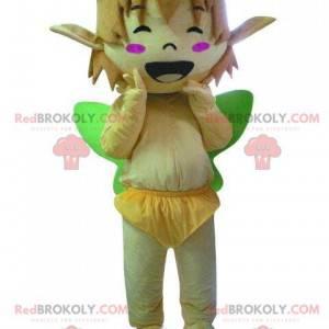 Maskotka elfa, elf leśny, kostium wróżki - Redbrokoly.com