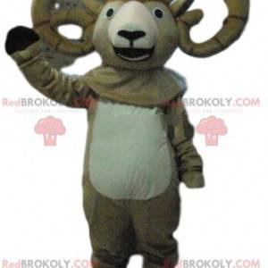 Goat mascot, billy goat, ram, farm costume - Redbrokoly.com