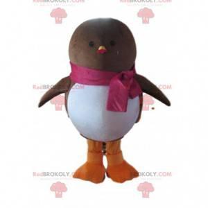 Maskotka duży ptak, kostium ptaka, mały pingwin - Redbrokoly.com