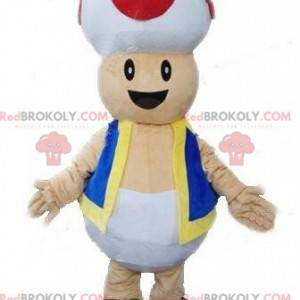 Mascot Toad, sopp fra videospillet Mario, Super Mario -