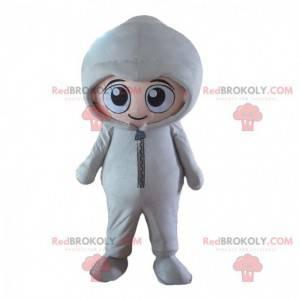Chlapec maskot v kombinéze, kostým astronauta - Redbrokoly.com