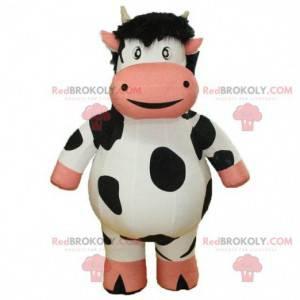 Maskot nafukovací krávy, kostým obří krávy - Redbrokoly.com