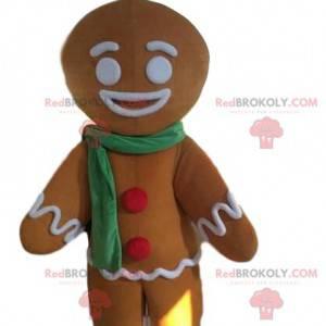 Maskot perník, kostým cukroví, cukroví - Redbrokoly.com