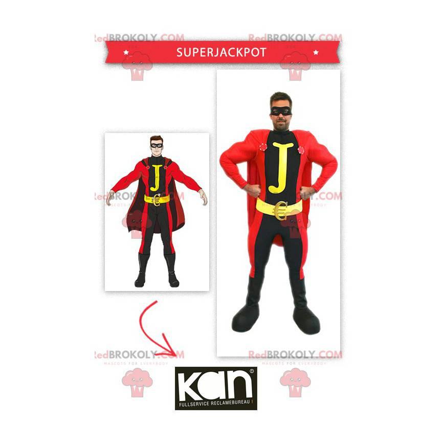 Superjackpot maskot - Casino maskot - Redbrokoly.com
