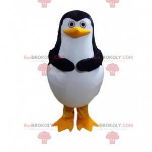 Maskot tučňáka z filmu Tučňáci z Madagaskaru - Redbrokoly.com