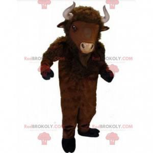 Buffalo mascot, bull costume, buffalo costume - Redbrokoly.com