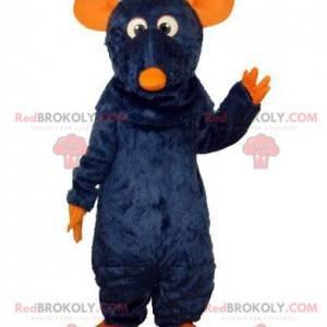 Maskottchen von Rémy, der berühmten Ratte aus dem Film