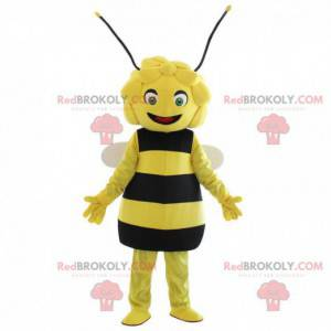 Maya mascot the famous cartoon bee - Redbrokoly.com