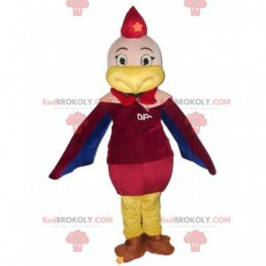 Kyllingmaskot, hane kostyme, kalkun drakt - Redbrokoly.com