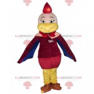 Maskotka kurczaka, kostium koguta, kostium indyka -