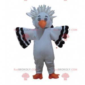 Pelican mascot, seagull costume, gull - Redbrokoly.com