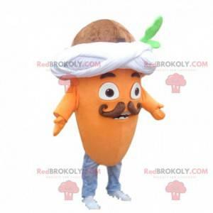 Maskotka marchew, kostium marchewki, kostium warzyw -