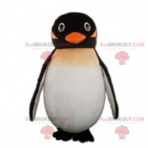 Penguin mascot, penguin costume, ice floe animal -