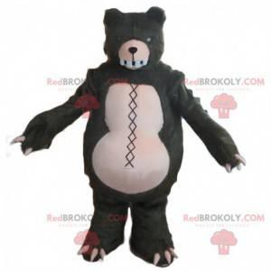 Zombie-Maskottchen, böser Bär, Horrorkostüm - Redbrokoly.com