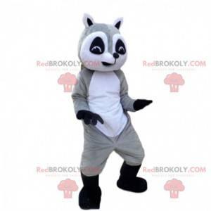 Vaskebjørn maskot, polecat kostyme, skog dyr - Redbrokoly.com