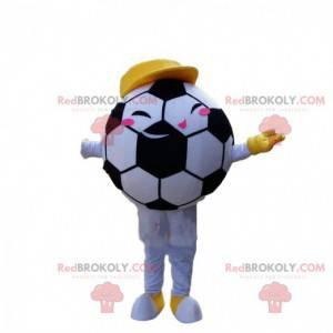 Maskot fotbalového míče, kostým kulatého míče - Redbrokoly.com