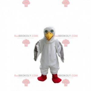 Måke maskot, albatrossdrakt, duedrakt - Redbrokoly.com