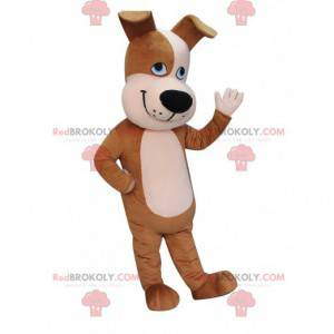 Maskot štěněte, kostým plyšového hnědého psa - Redbrokoly.com