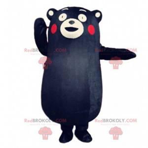 Kumamoto maskot berømt japansk maskot, bjørnekostyme -