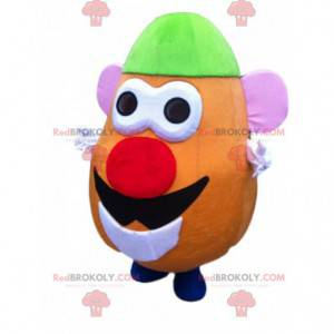 Mascot Mr. Potato, beroemd personage uit Toy Story -
