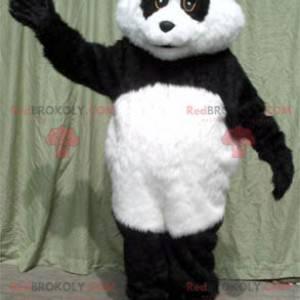 Czarno-biała maskotka panda - Redbrokoly.com