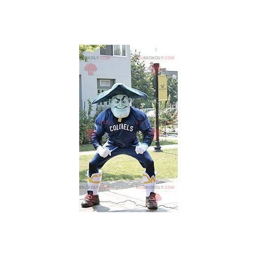 Vintage soldier mascot - Redbrokoly.com