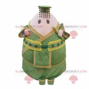 Maskot císaře, voják v uniformě, armádní kostým - Redbrokoly.com