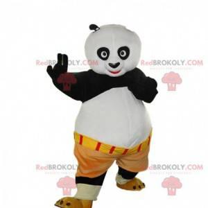Mascot Po Ping, il famoso panda di Kung Fu Panda -