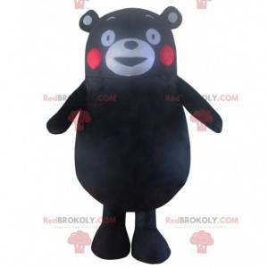 Kumamoto mascot famous Japanese mascot, bear costume -