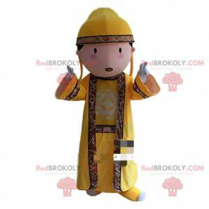 Cesarz maskotka, kostium Azjata - Redbrokoly.com