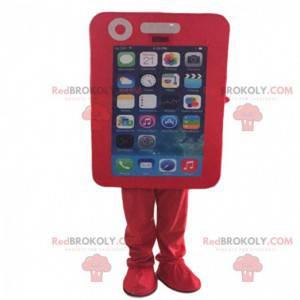 Maskottchen Handy, Smartphone, GSM-Verkleidung - Redbrokoly.com