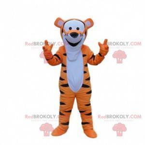 Maskotka Tygrysek, słynny tygrys z Kubusia Puchatka -