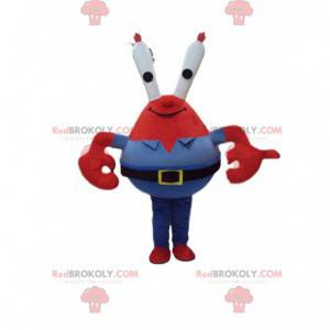 "Mascotte di Mr. Krabs o ""Captain Krabs"" di SpongeBob"