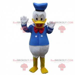 Maskotka Kaczor Donald, słynna kaczka Disneya - Redbrokoly.com