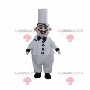 Head chef mascot, restaurateur costume - Redbrokoly.com