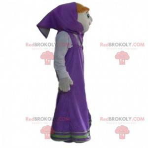 Kvinnemaskot, husmor kostyme, stuepike kostyme - Redbrokoly.com