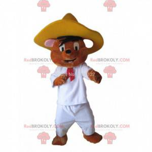 Mascot of Speedy Gonzales, den raskeste musen i Mexico -