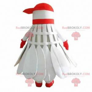 Maskotka lotka do badmintona, kostium sportowy - Redbrokoly.com