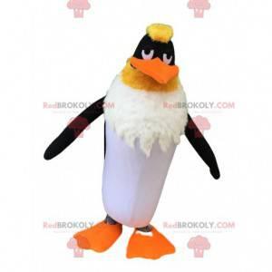 Penguin mascot, ice floe bird costume - Redbrokoly.com