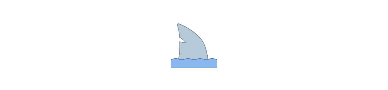 Žraloci maskoti - maskotové kostýmy Redbrokoly.com