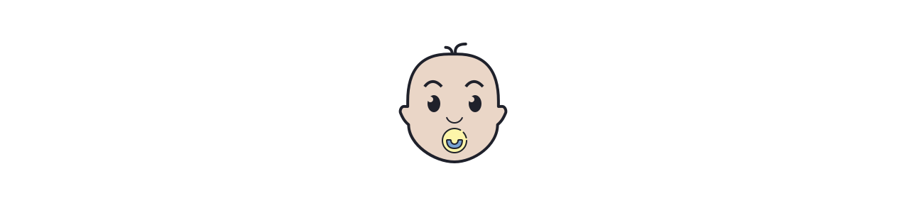 Baby mascottes - Mascottekostuums Redbrokoly.com